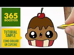 como dibujar kawaii pastel de aniversario - Cerca amb Google