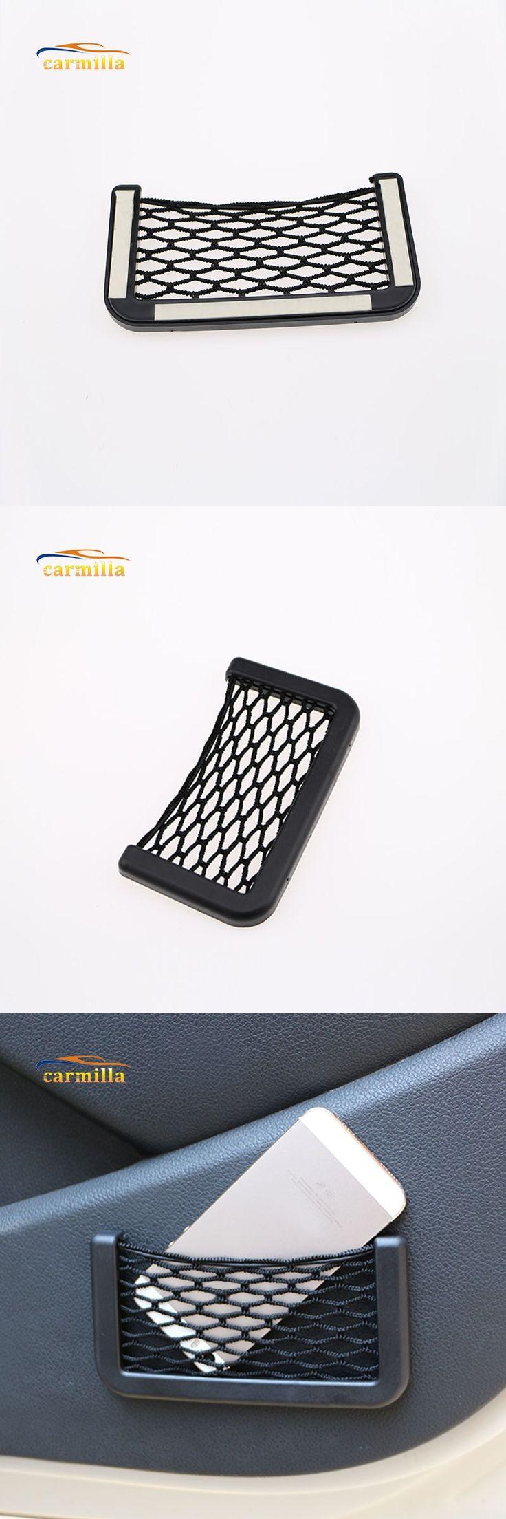 Car Carrying Bag Car Styling Car Phone Net Case For Citroen C2 C3 C4 C5 C6 Quatre DS3 DS 3 DS4 DS 4 DS5 DS 5 DS6 DS 6