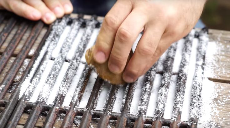 If your grill grates are covered in burnt food and rust, you can get it ready…