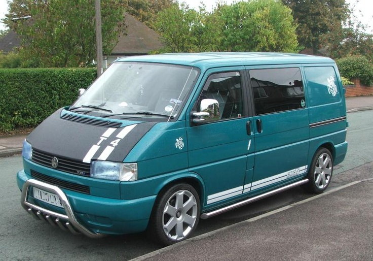 turquoise t4 vw microbus volkswagen transporter vw. Black Bedroom Furniture Sets. Home Design Ideas