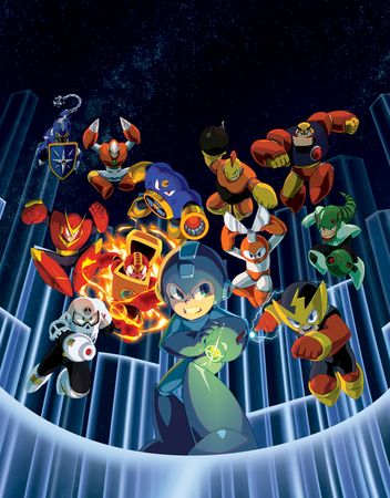 Is Capcom finally making a Mega Man Game. Here is a Video, I will buy it [ONLY IF ITS ON WII U]