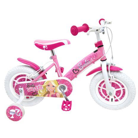 """Vehicule pentru copii :: Biciclete si accesorii :: Biciclete :: Bicicleta Barbie 12"""" Stamp"""