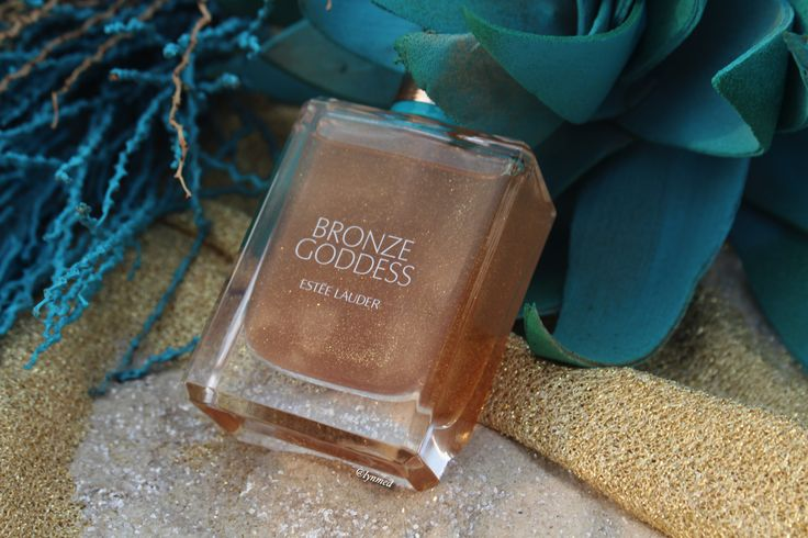 Bronze goddess By Estée Lauder