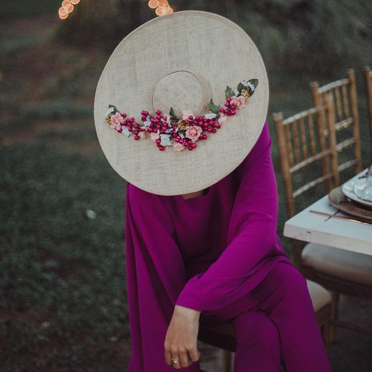 Berries Hat #Cherubina Super look de @misscavallier by @serafin_castillo ❤️