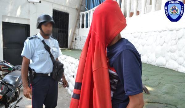Polivargas logra frustrar secuestro en Carlos Soublette