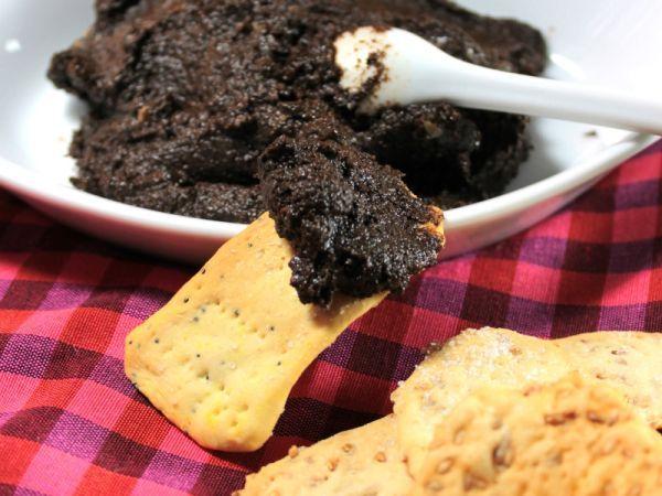 Ricetta Tapenade alle olive nere da Contemporaneofood - Petitchef