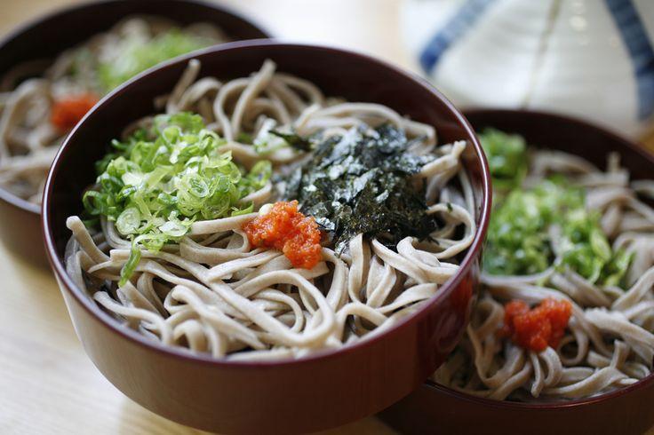 """【H.I.S.】【出雲そば、島根】島根県の郷土料理『出雲そば』は、わんこ蕎麦、戸隠そばと並ぶ三大蕎麦のひとつ。Local dishes """"Izumo…"""