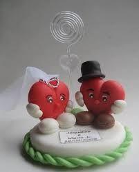 Lembrancinha de Casamento de Biscuit (16)