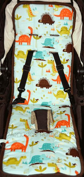 Colchoneta silla de paseo