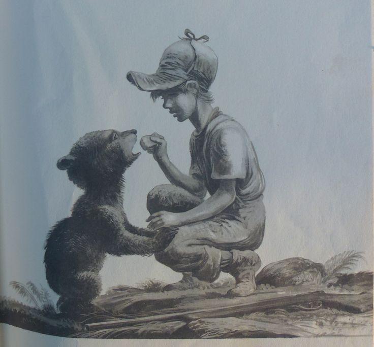 Biggest Bear lesson plan