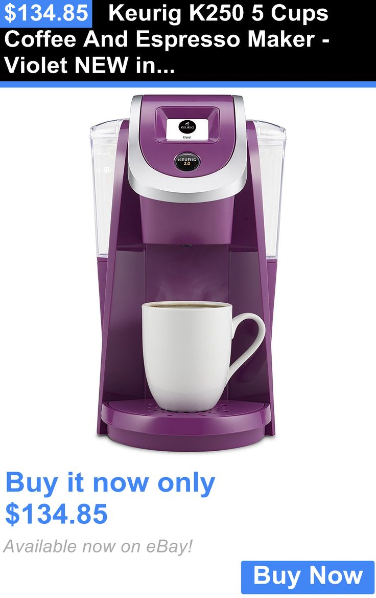 Keurig Coffee Maker Milk Frother : 1000+ ideas about Coffee And Espresso Maker on Pinterest Espresso maker, Espresso machine and ...