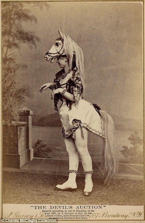 Horse costume                                                       …