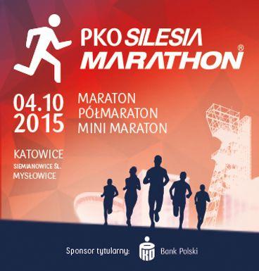 PKO Silesia Marathon 04.10.2015 www.silesiamarathon.pl #Katowice