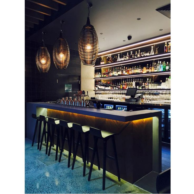Mamasan Kitchen and Bar - Gold Coast by Space Cubed Design Studio