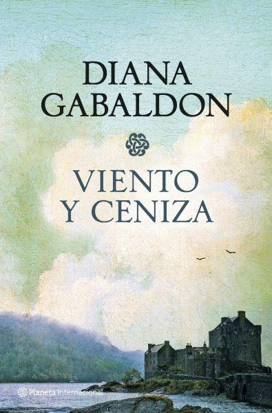 libros de outlander (forastera) - viento y ceniza