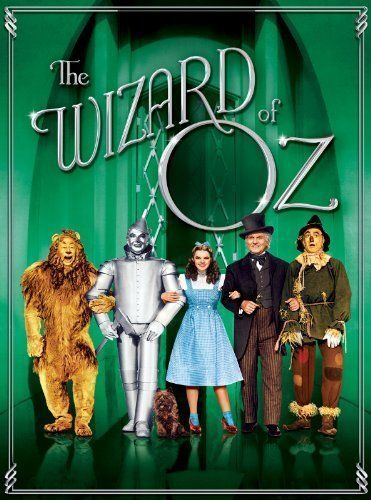 The Wizard of Oz (1939). When I was a kid, I watched this every year when it came on TV. I always wanted to know how to get to Kansas from our home.