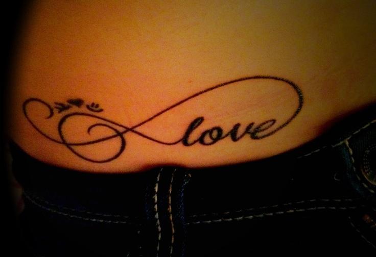Tattoo design on Pinterest | Infinite, Tattoo and Bird Tattoos