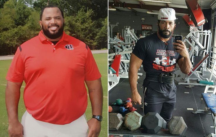 This Health Teacher Uses His Own Jaw-Dropping Transformation to Inspire Students  http://www.menshealth.com/weight-loss/robert-browne-weight-loss-transformation