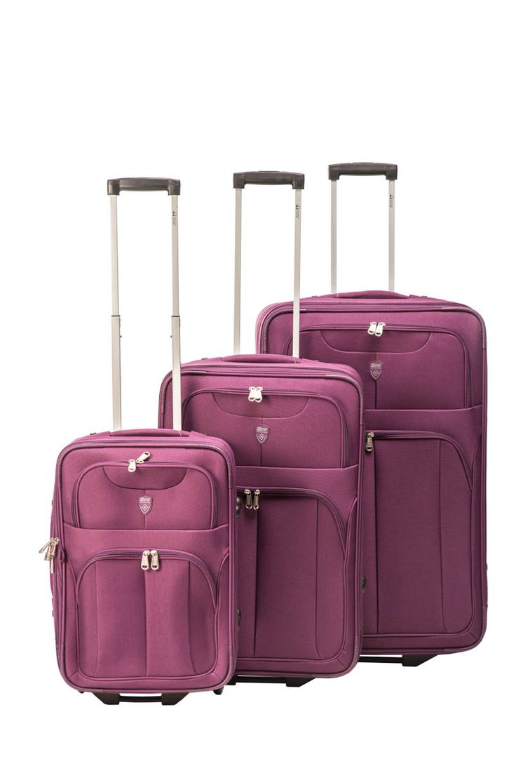 Nina & Nucci - 014 537 2678  TRAVEL MATE LUGGAGE   LRG R599  MED R479  SML R359 — at Platinum Square.