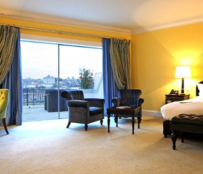 211 The Yeatman Suite at The Yeatman Hotel, #Porto