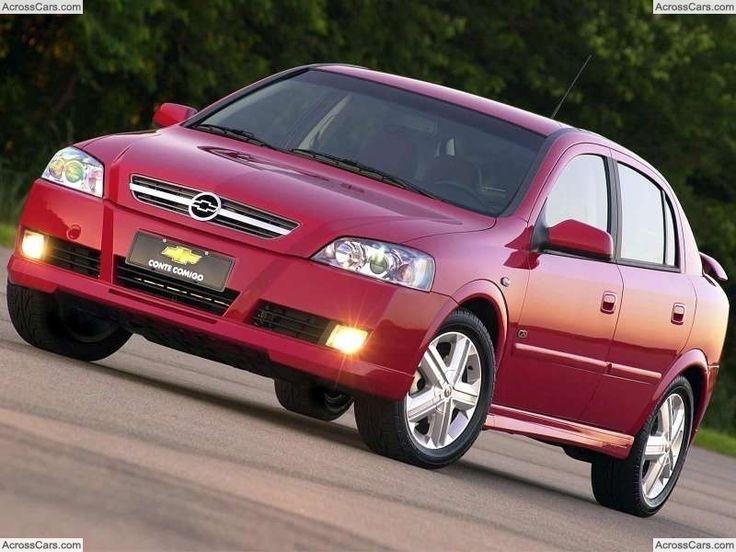 Chevrolet Astra GSi 2.0 16V (2005)