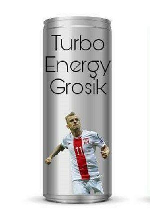 Nowy napój po meczu z Rumunią - Turbo Energy Grosik • Śmieszne memy piłkarskie po meczu Polska Rumunia • Wejdź i zobacz więcej >> #polska #memy #pilkanozna #futbol #smieszne