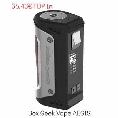 Bons plans de cigarette électronique, codes réductions, promotions et deals quotidiens de la e-cigarette pour une vape pas cher et discount.