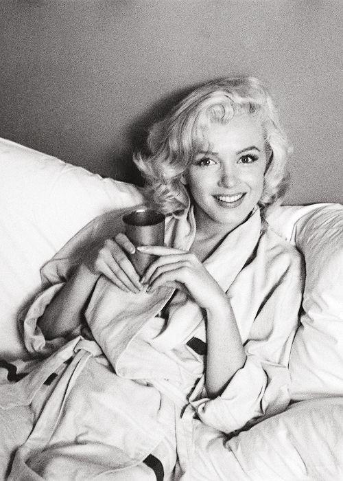 Marilyn Monroe by Milton Greene, 1953.