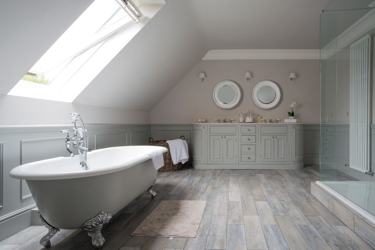 De klassieke badkamer, nooit echt weggeweest, badkamermeubel van Neptune