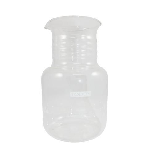 Replacement decanter for the Toddy Cold Brewing System.