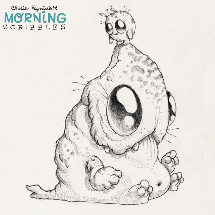 Morning Scribbles #320