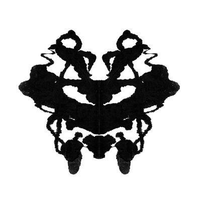 Rorschach Test Art Print at AllPosters.com