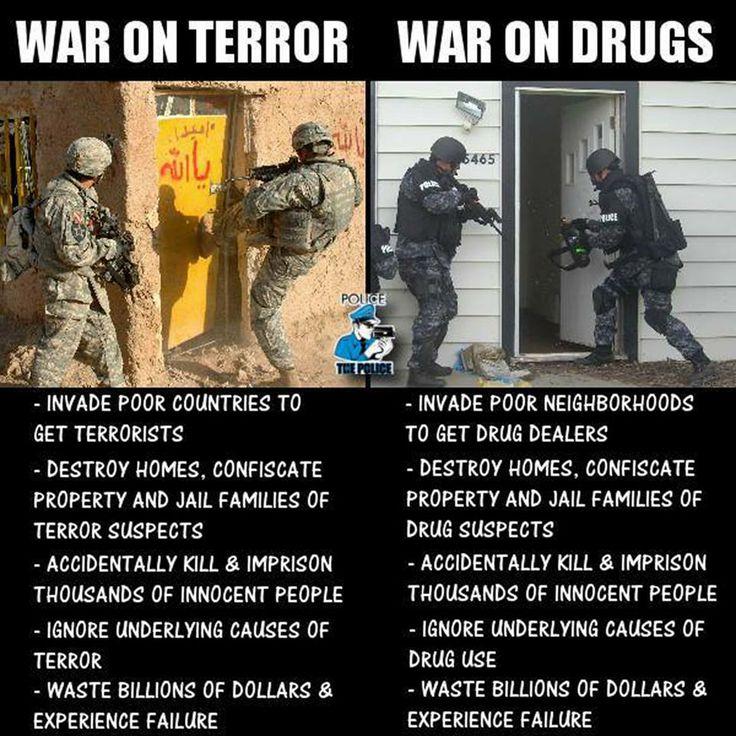 The War on Drugs : polandball  Drug War Memes