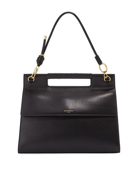 ca6673b2a5256 Whip Large Smooth Leather Bag by Givenchy at Neiman Marcus