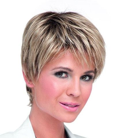Fair Monofilament Hair Power Ladies Wig By Ellen Wille in Champagne Rooted | Monofilament Wig | Valentine Wigs