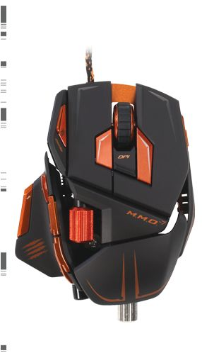Mad Catz M.M.O. 7 Gaming Mouse