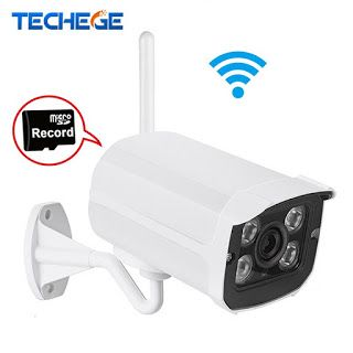 HD 1080P Wireless SD Card Slot Memory Micro Camera wifi Security Camera support IR Night Vision Metal Shell Waterproof Outdoor (32790311253)  SEE MORE  #SuperDeals