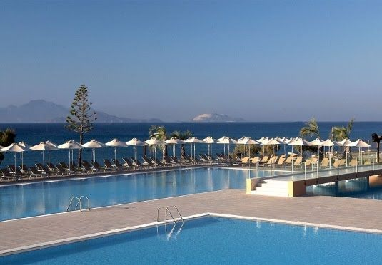 All-inclusive seven-night escape to a contemporary five-star hotel in Kos, including flights and transfers