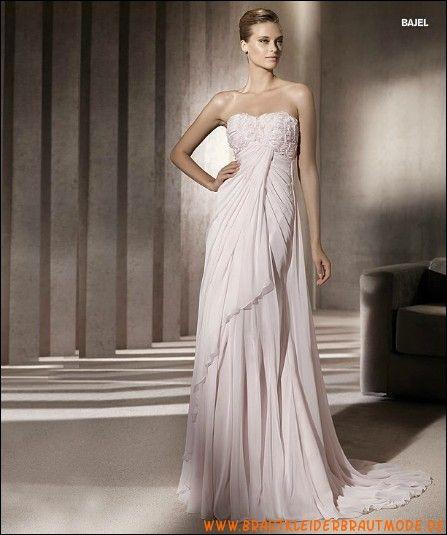 Neue elegante preiswerte Brautmode aus Chiffon
