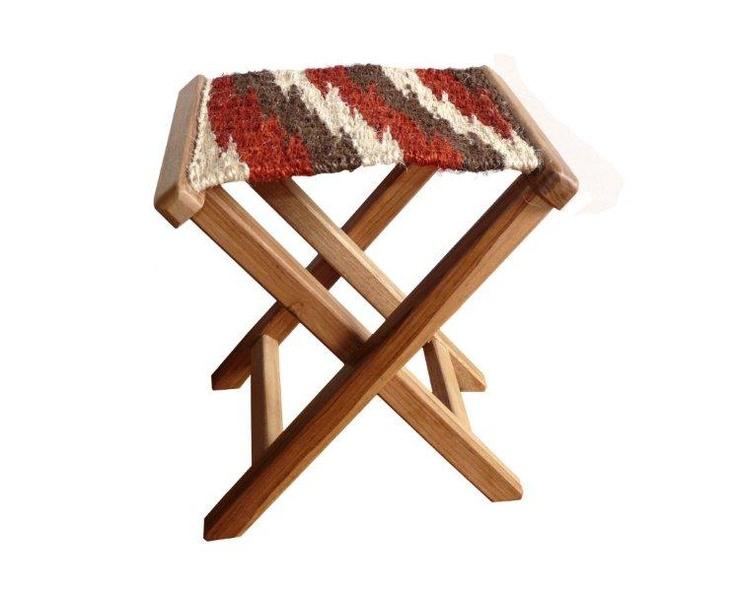 $38800 Butaco elaborado en fique y madera. fique fibra natural, producto colombiano