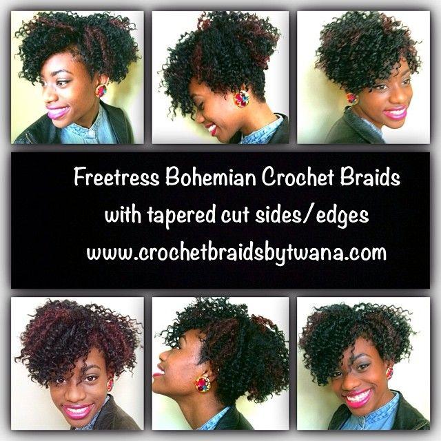 Crochet Braids Cleveland : Crochet Braids By Twana @crochetbraidsbytwana Instagram photo ...