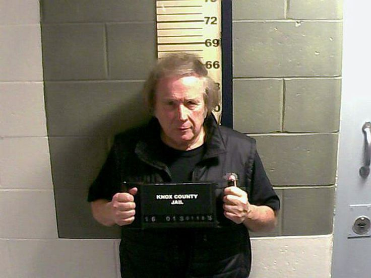 'American Pie' Singer Don McLean Arrested In Maine For Domestic Assault : People.com