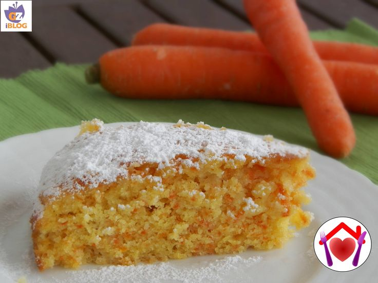 Ogni giorno cerco di proporre ai miei bambini una colazione sana e nutriente che al tempo stesso sia di loro gusto. Questa torta di carote e cocco ci mette proprio d'accordo!