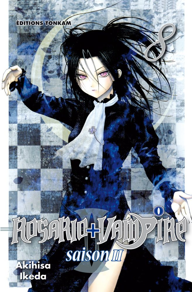 Akua shuzen Rosario vampire Rosario vampire, Anime