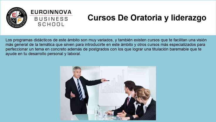 cursos de oratoria y liderazgo - https://www.euroinnova.edu.es/cursos/oratoria-liderazgo