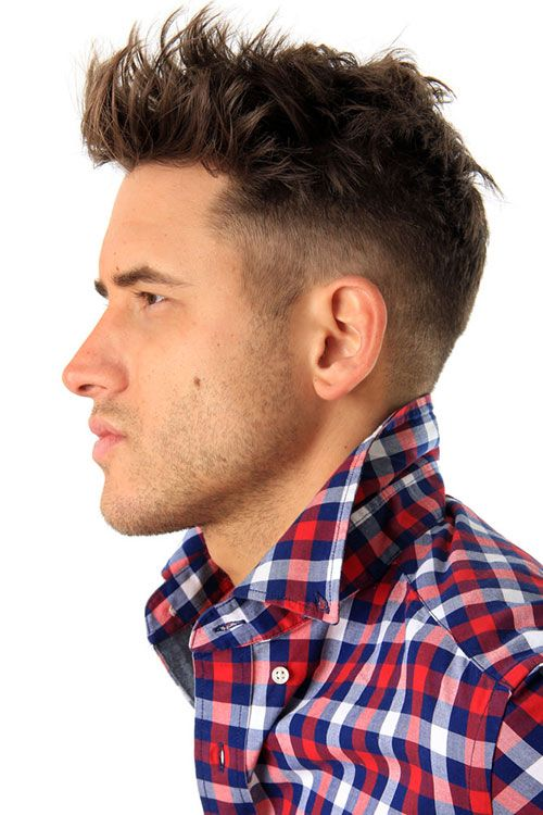 Cool 5 Best Men's Hairstyles for Thick Hair 2015 Check more at http://menshairstylesclub.com/5-best-mens-hairstyles-for-thick-hair-2015/