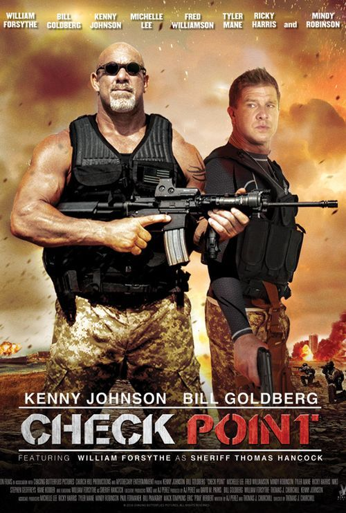 Watch Check Point 2017 Full Movie Online HD