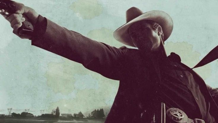 Long Hard Times to Come: Justified TV Show Theme: FX.