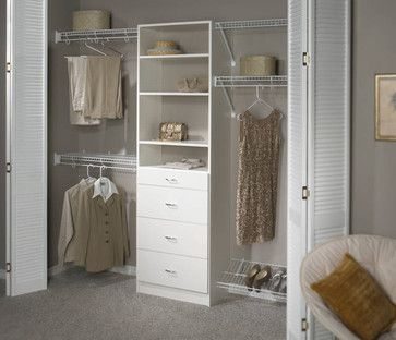 Storage & Closets Photos Small Closet Design, Pictures, Remodel, Decor and Ideas - page 12