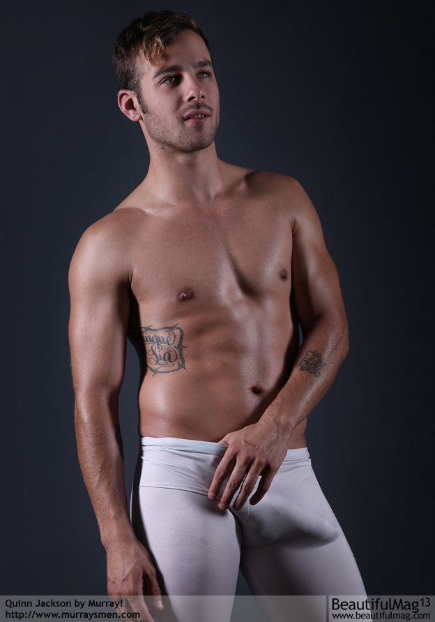 The answer Andrew christian underwear models male